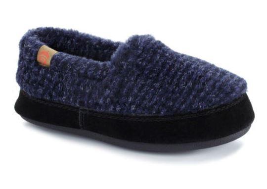 Kid's Acorn Moc Slippers