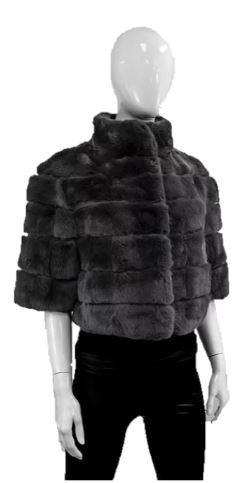 Women's Rex Rabbit Horizontal Pattern Vest