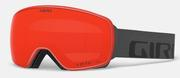 Agent Goggle - Grey Wordmark / Vivid Ember / Vivid Infrared (19/20)