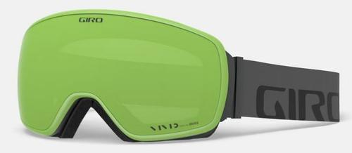 Agent Goggle - Grey Wordmark/Vivid Emerald/Vivid Infrared (19/20)