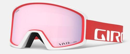 Blok Goggle - Red - White Apex/Vivid Apex (19/20)