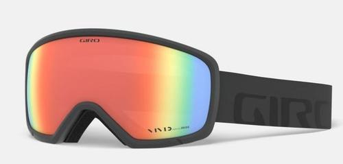 Ringo Goggle - Grey Wordmark/Vivid Infrared (19/20)
