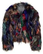 Women's Sloan Patchwork Fox Jacket