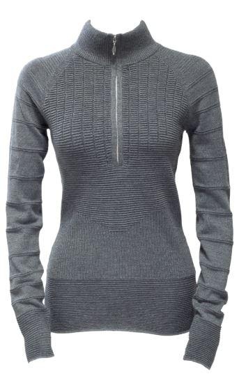 Women's Ski Zip Sweater