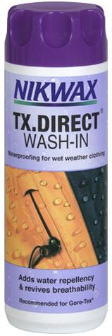 Tx.Direct Wash- In