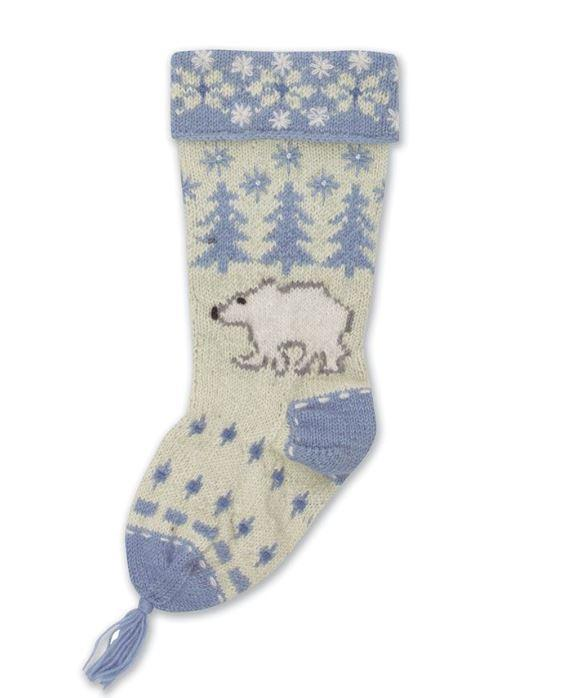 Polar Bear Stocking
