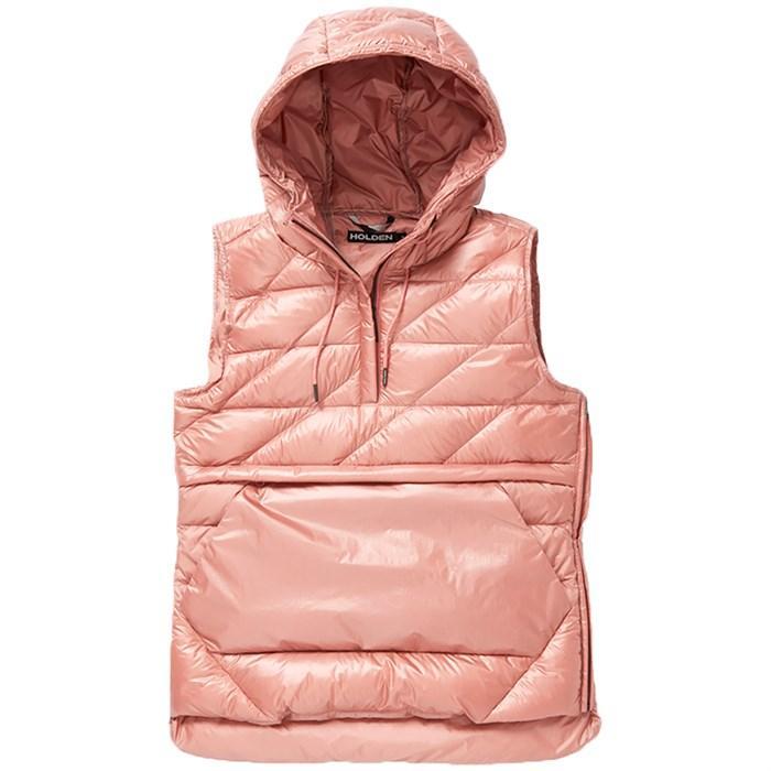 Women's Side Zip Down Vest