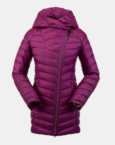 Women's Timeless Long Down Jacket
