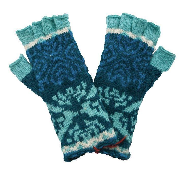 Women's Hayley Fingerless Gloves
