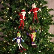 Christmas Character Ornaments