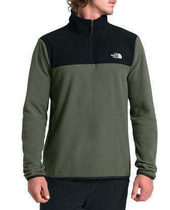 Tka Glacier 1/4 Zip Jacket