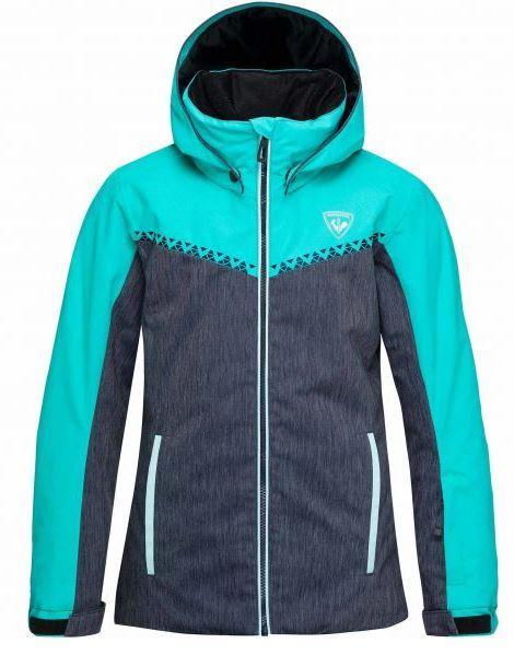 Girl's Denim Ski Jacket
