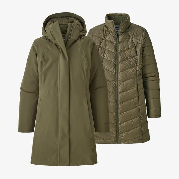 Women's Tres 3- In- 1 Parka