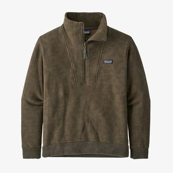 Woolie Fleece Pullover