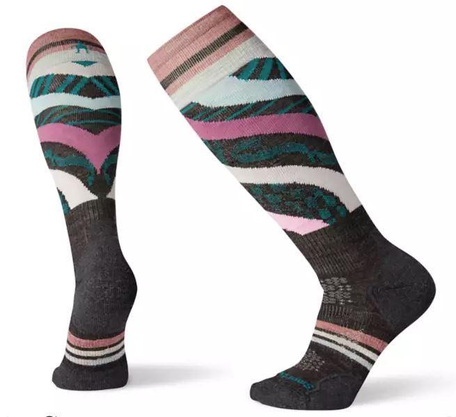 Women's Phd ® Ski Light Pattern Socks