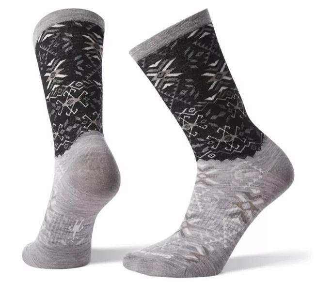 Women's Falling Arrow Crew Socks