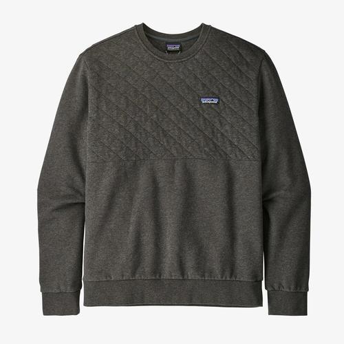 Quilt Crewneck Sweatshirt