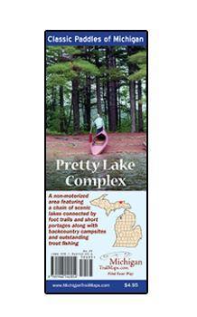Pretty Lakes Complex Map