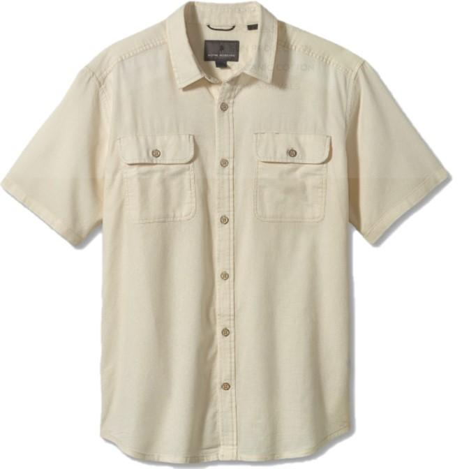 Men's Cool Mesh Eco Ss Shirt