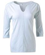 Women's Essential Crop Sleeve Knit Top