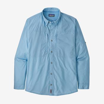 Men's Ls Sun Stretch Shirt