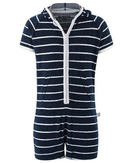 Toddler Oahu Terry Bodysuit Overall