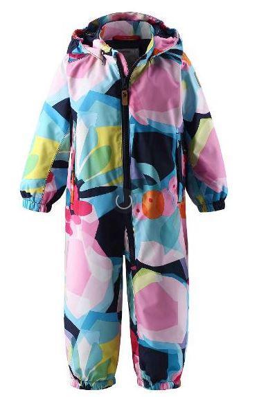 Toddler Batans Spring Jumpsuit
