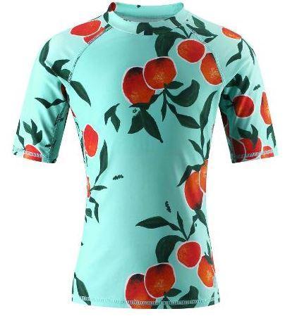 Girl's Ionian Swim Shirt