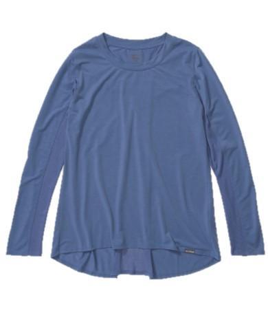 Women's Ba Wunderlux Serra Ls Shirt