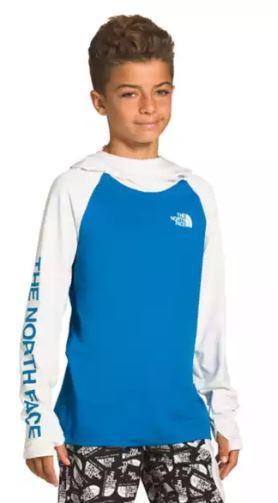 Youth Ls Class V Water Hoodie
