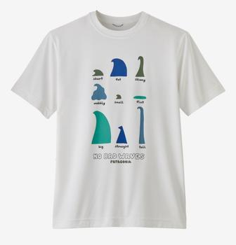 Boy's Capilene Cool Dailyt- Shirt