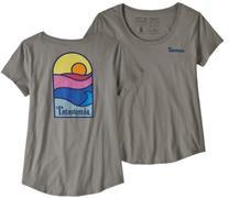 Women's Sunset Sets T-Shirt