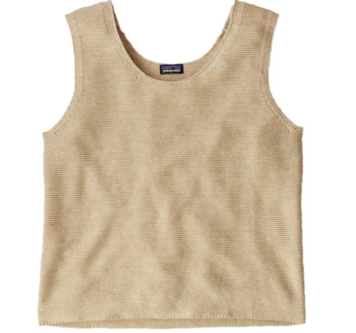 Women's Organic Cotton Spring Sweater Tank