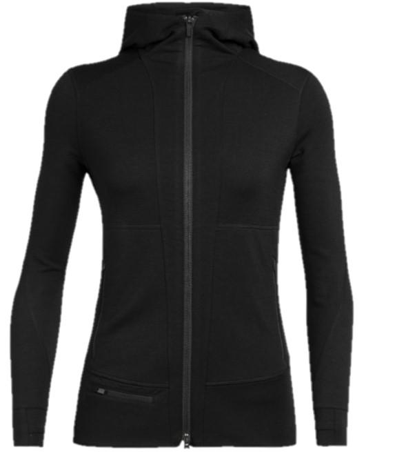 Women's Quantum Ii Long Sleeve Zip Hoody