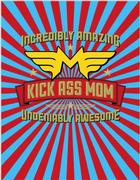 Kick Ass Mom Card
