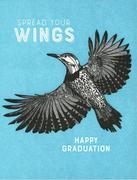 Spread Your Wings Graduate Card