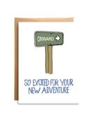 Onward Card