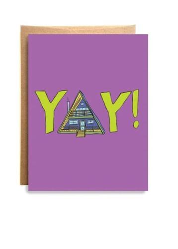 Yay! Card