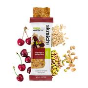Cherries & Pistachios Energy Bar