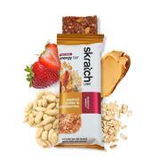 Peanut Butter & Strawberries Energy Bar