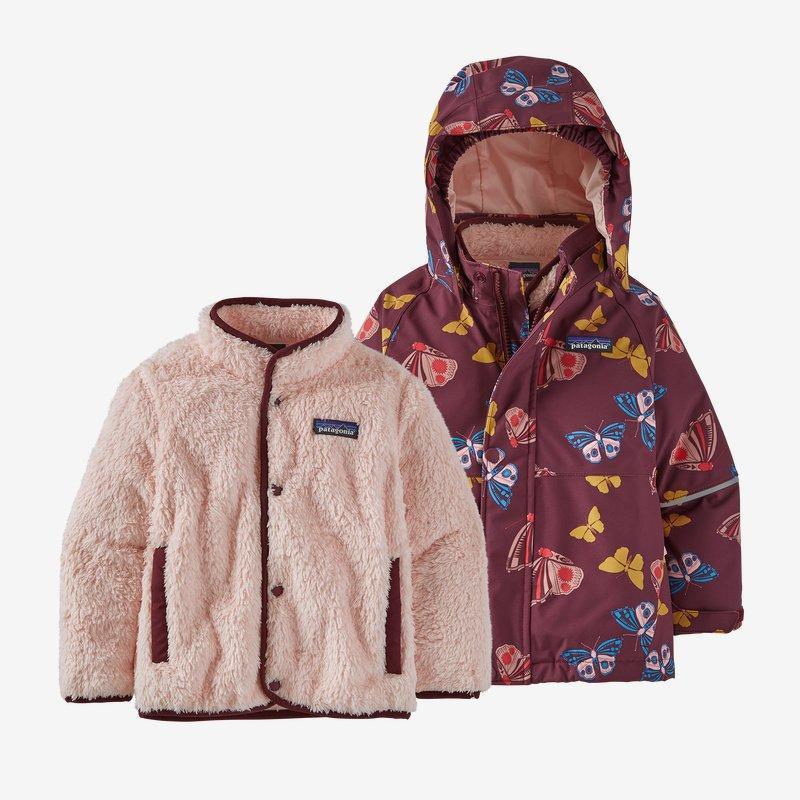 Baby All Season 3- In- 1 Jacket