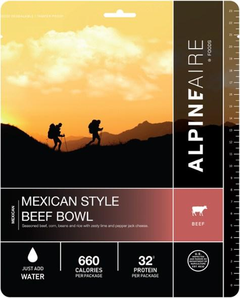 Mexican Style Beef Bowl