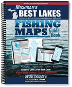 Michigan's Best Lakes Fishing Map Guide