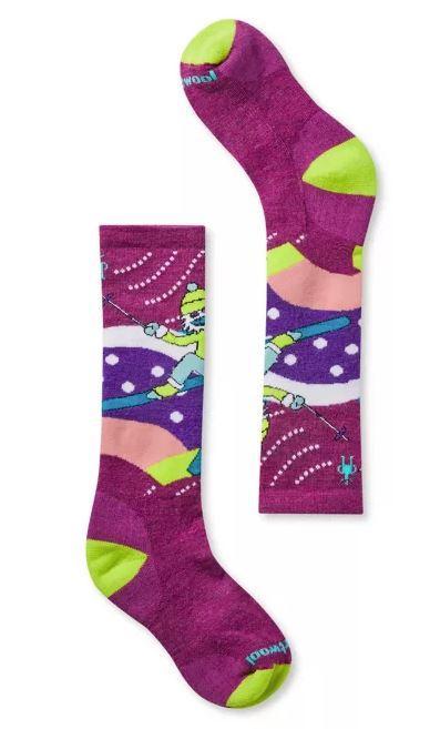 Kids ' Wintersport Yetti Betty Socks