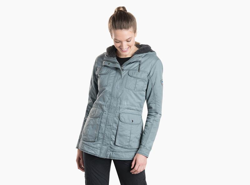 Women's Fleece Lined Luna Jacket