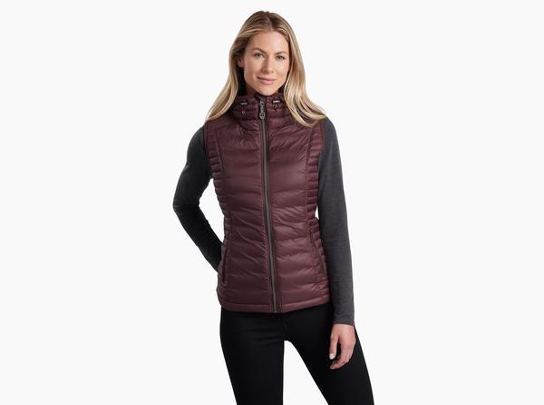 Women's Spyfire Hooded Vest