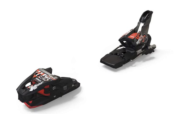 Xcomp 16 Black/Flo- Red (20/21)