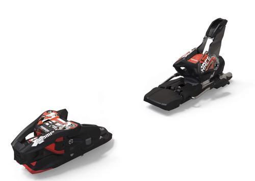 Xcomp 12 Black/Flo- Red (20/21)