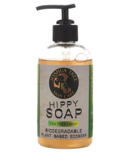 Tea Tree And Mint Hippy Soap