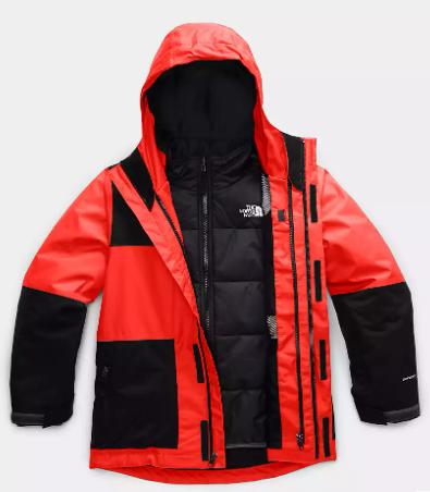 Boys Freedom Triclimate Jacket